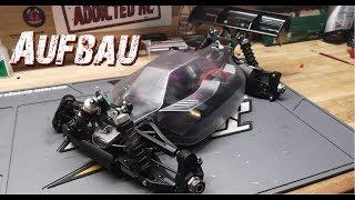 Aufbau / Überblick: Mugen Seiki MBX8 Eco Buggy Kit | Full HD | German