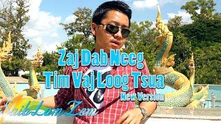 Vaj Loog Tsua Cover by Ntxawg Yaj New Version.