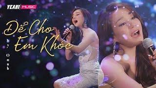 Để Cho Em Khóc [ KARAOKE ] - Vy Oanh Official | OST VALI TÌNH YÊU