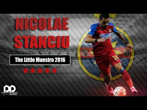 Nicolae Stanciu 2016 | The Little Maestro | Ultimate Skills/Assists/Goals HD