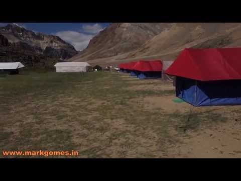 Snow Gold Camp - Sarchu, Himachal Pradesh