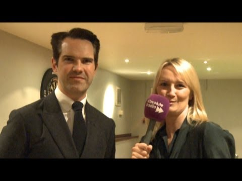 Stand Up For Shelter: Jimmy Carr Interview