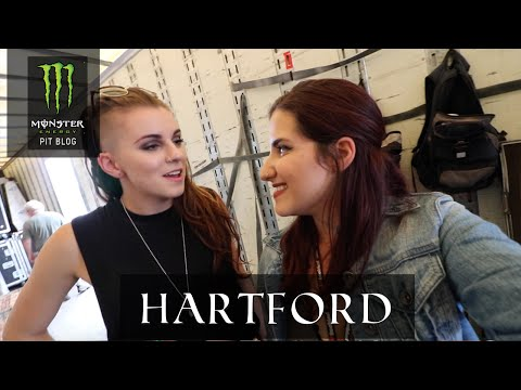 2016 Monster Energy Pit Blog: Hartford