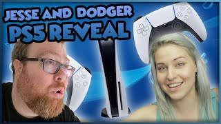 Playstation 5 Reaction with Dodger (@PressHeartToContinue)
