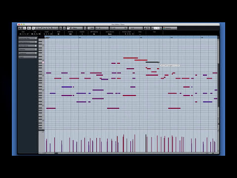 Cubase 8 Quick Start Videos   Chapter 4   Basic MIDI recording