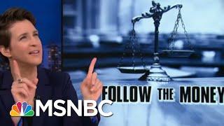 WSJ: Michael Cohen Paid Liberty U. CIO To Rig Online Polls For Donald Trump | Rachel Maddow | MSNBC