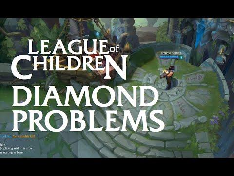 League Of Children: DIAMOND PROBLEMS