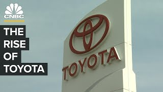 The Rise Of Toyota