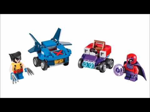 LEGO Marvel/Dc Super Heroes Mighty Micros 2017