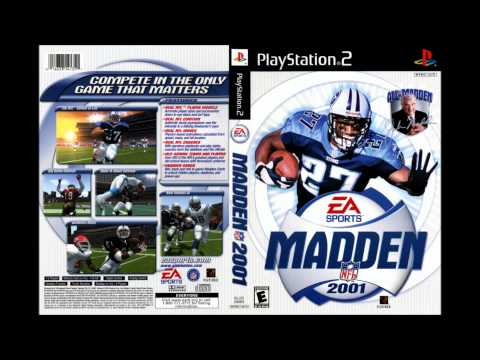 Xzibit - The Mad In The Game (Madden 2001 Theme)