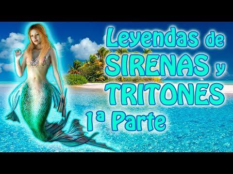 Sirenas y tritones (1ª Parte)