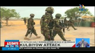 KDF repulses early morning attack on base by Al Shabaab
