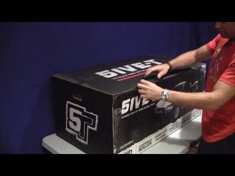 Losi 5ive T Roller Unboxing - Vid 2 Build Series