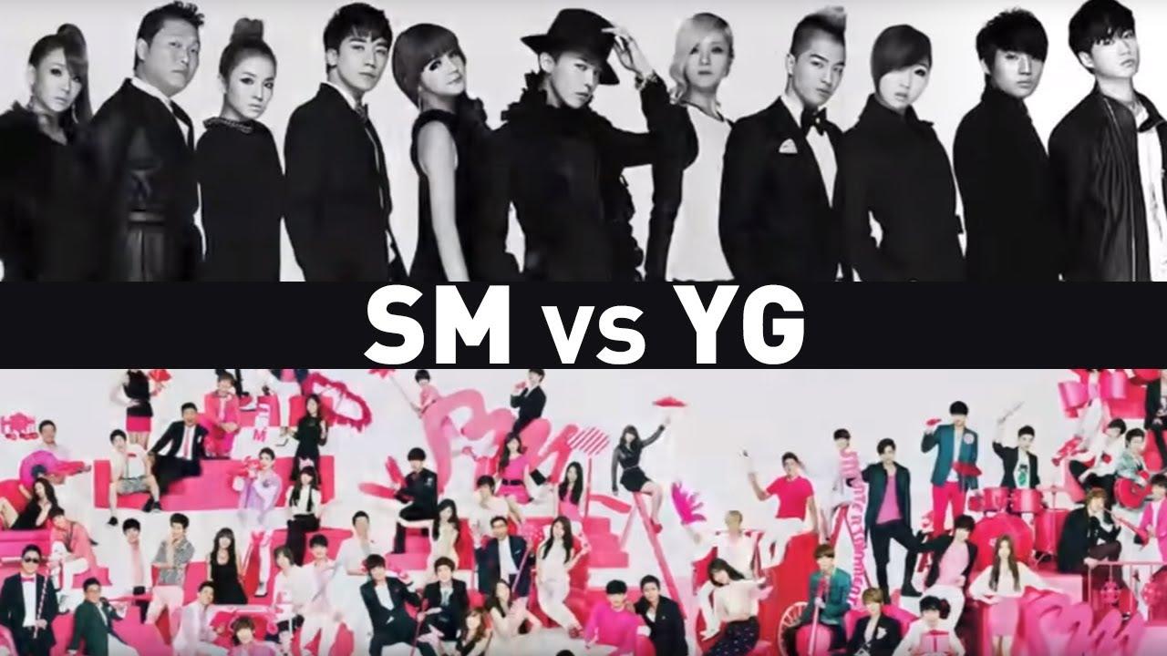 yg Entertainment Background yg Entertainment