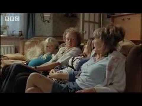 Family argument - The Royle Family Xmas - BBC comedy