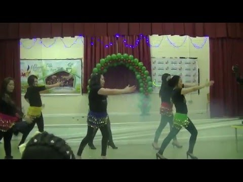 Filipino Xmas Party 2013 (Black & White Theme)(Part 2)