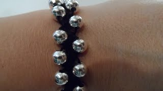 Tutorial: bracciale facilissimo all