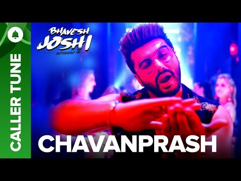 "Set ""Chavanprash"" song as your caller tune | Bhavesh Joshi Superhero"