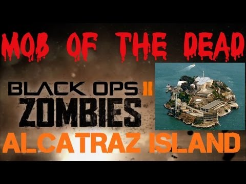 BO2 DLC2: Mob of the Dead on Alcatraz Island | MP Maps Vertigo, Magma, Encore, Studio (Unconfirmed)