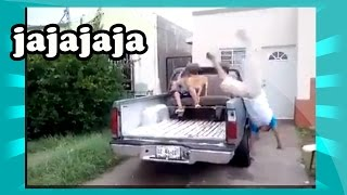 Funny video- caida graciosa