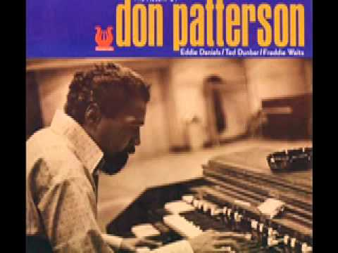 Don Patterson - The Lamp is low