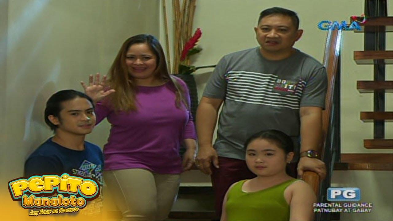 Pepito Manaloto: Manliligaw ni Yaya