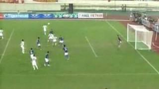 Clip u-23 Việt nam vs Malaysia - chung kết bóng đá nam seagame 25