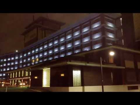 Tokyo's Hotel Okura turns off its lights for the last time [RAW VIDEO]