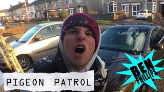 Ben Phillips | Pigeon Patrol - a cow had C*mmed on my car! - PRANK