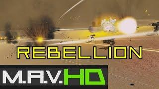 MAV Gameplay Trailer - Rebellion