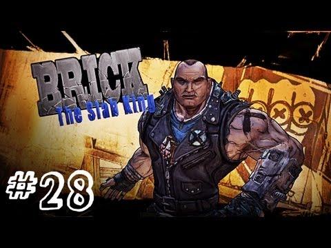Borderlands 2 - BRICK, THE SLAB KING - Gameplay Walkthrough - Part 28 (Xbox 360/PS3/PC) [HD]