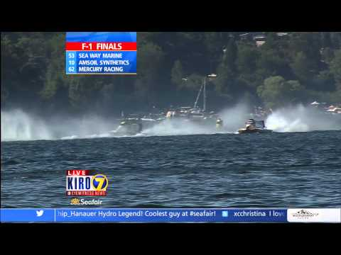 2012 Seafair Graham Trucking Cup F1 Prop Boats Final Heat
