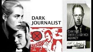 DARK JOURNALIST X-SERIES 39: HEMINGWAY CURSE CIA & X ATLANTIS BIMINI RISING!