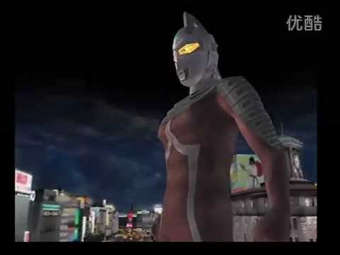 Ultraman Fighting Evolution Rebirth part 10 Chinese walk-through