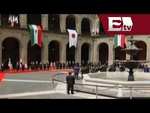 Visita oficial del Señor Shinzo Abe, primer ministro de Japón / Paul Lara