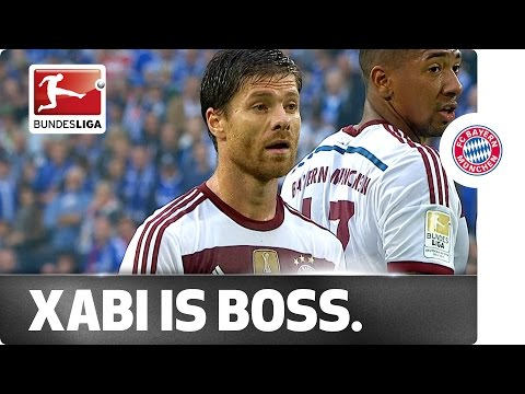 The Debut of Xabi Alonso - Bayern's New Midfield Boss