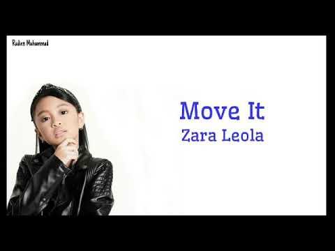 Lirik lagu zara leola---Move it