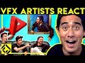 VFX Artists React to CGi Magic (ft. Zach King)