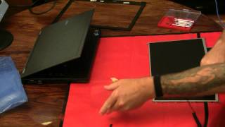 Laptop screen replacement / How to replace laptop screen Dell Latitude E6410