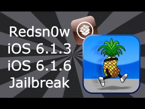 How To Jailbreak iOS 6.1.3 / 6.1.6 For iPhone 4. 3GS & iPod Touch 4