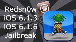 NEW How To Jailbreak iOS 6.1.3 For iPhone 4, 3GS & iPod Touch 4