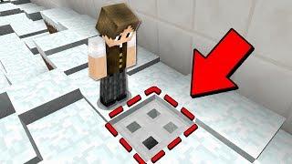 Minecraft: VOCÊ NUNCA VAI ACHAR ESSA PASSAGEM SECRETA! É IMPOSSÍVEL!