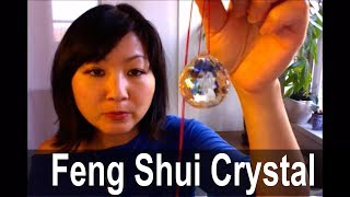 Feng Shui Tips with Anjie Cho: Crystal Balls