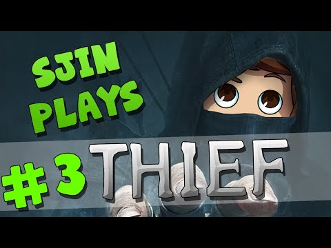 Thief #3 - The Jewelled Mask