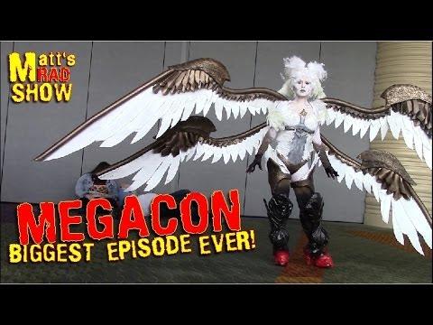 MEGACON 2014 - Matt's Rad Show - Episode 31