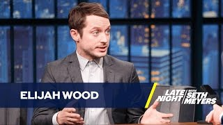 Elijah Wood's DJ Name Is Not DJ Frodo