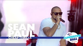 Download Lagu Sean Paul - 'Cheap Thrills'  (Live At Capital's Summertime Ball 2017) Gratis STAFABAND