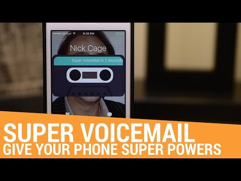[Tweak] Upgrade Your Phone with Super Voicemail
