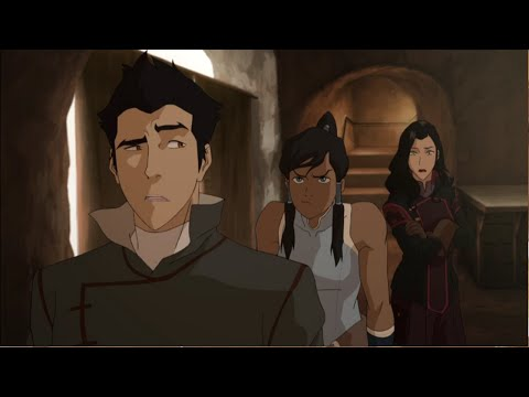 The Legend Of Korra: Book 3 Episode 9 Clip! video