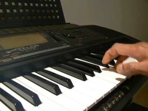 How to Play Ek Ladki Bheegi Bhaagi si Piano Keyboard - Hindi